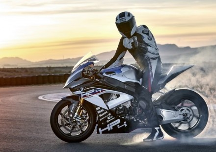BMW HP4 Race