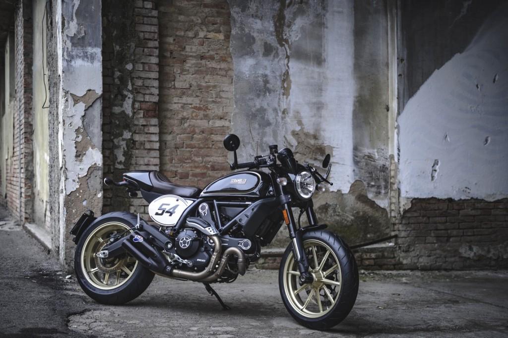 Ducati Scrambler Revolution 54 10