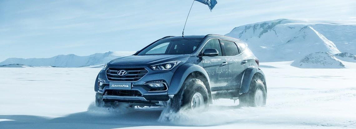 Hyundai Santa Fe - Patrick Bergel