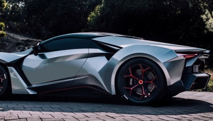 W Motors Fenyr SuperSport Tre Quarti
