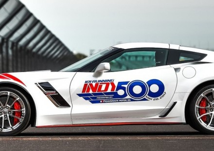 Corvette Grand Sport Pace Car Indi 500