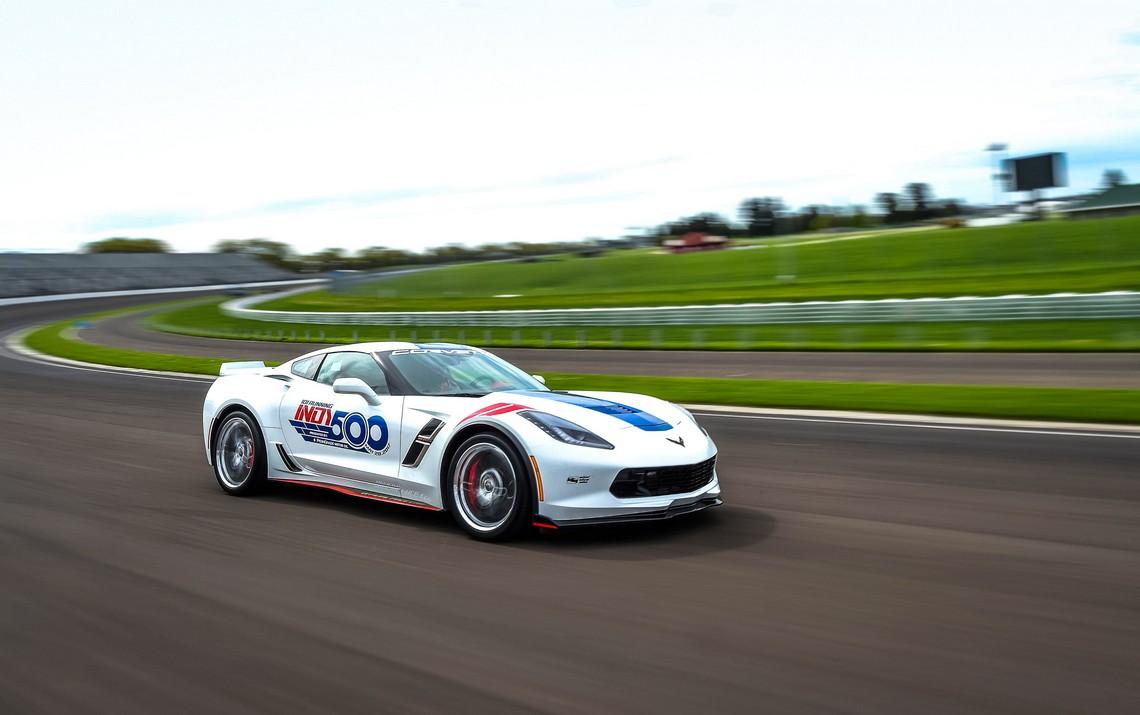 Corvette Grand Sport Pace Car Indi 500 9