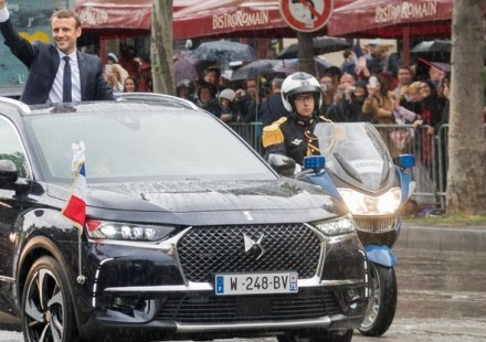 DS7 Crossback Macron