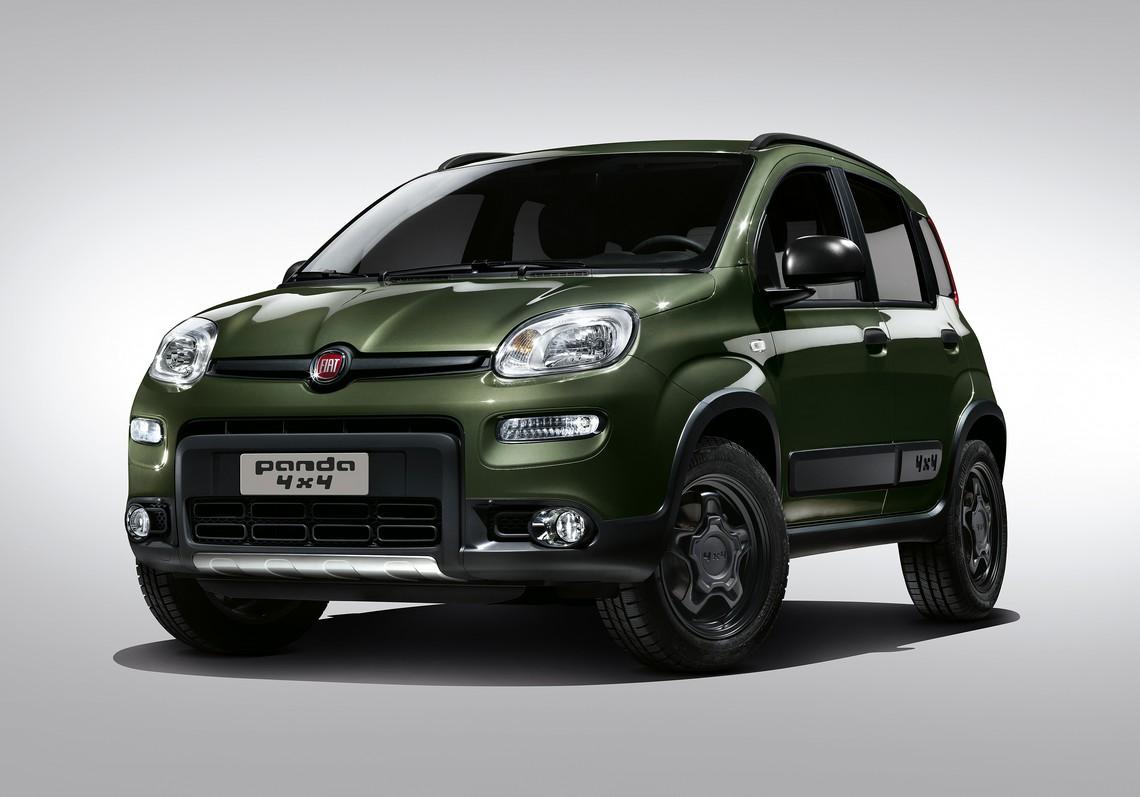 Fiat Panda nuova 4x4