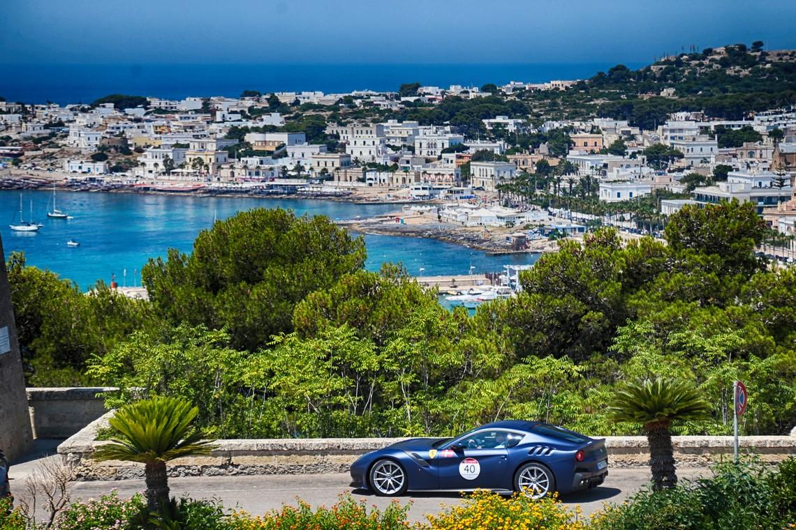 Ferrari Cavalcade Puglia 2017