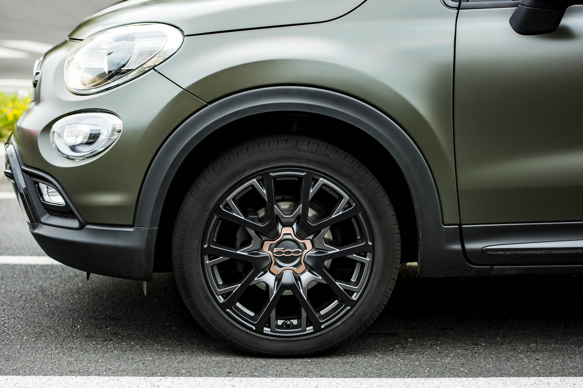 Fiat 500X S-Design Cerchione