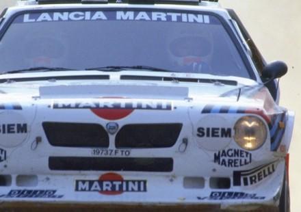 Miki Biasion Lancia Delta S4 Gruppo B