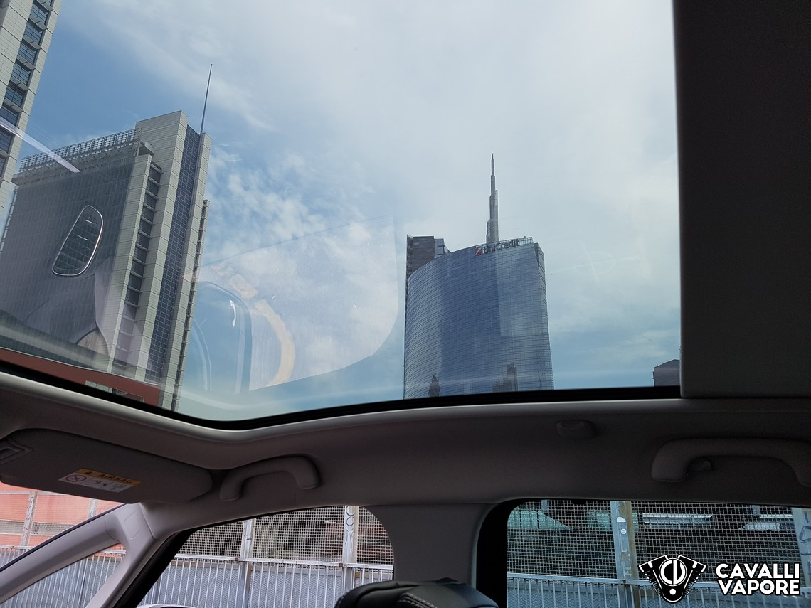Renault Scenic Tetto in vetro