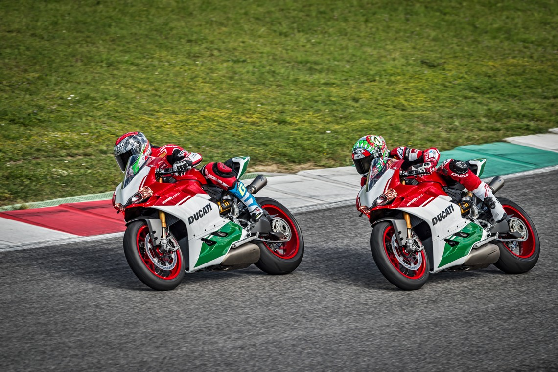 1299 Panigale R Final Edition Piega