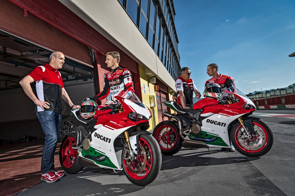 1299 Panigale R Final Edition Piloti