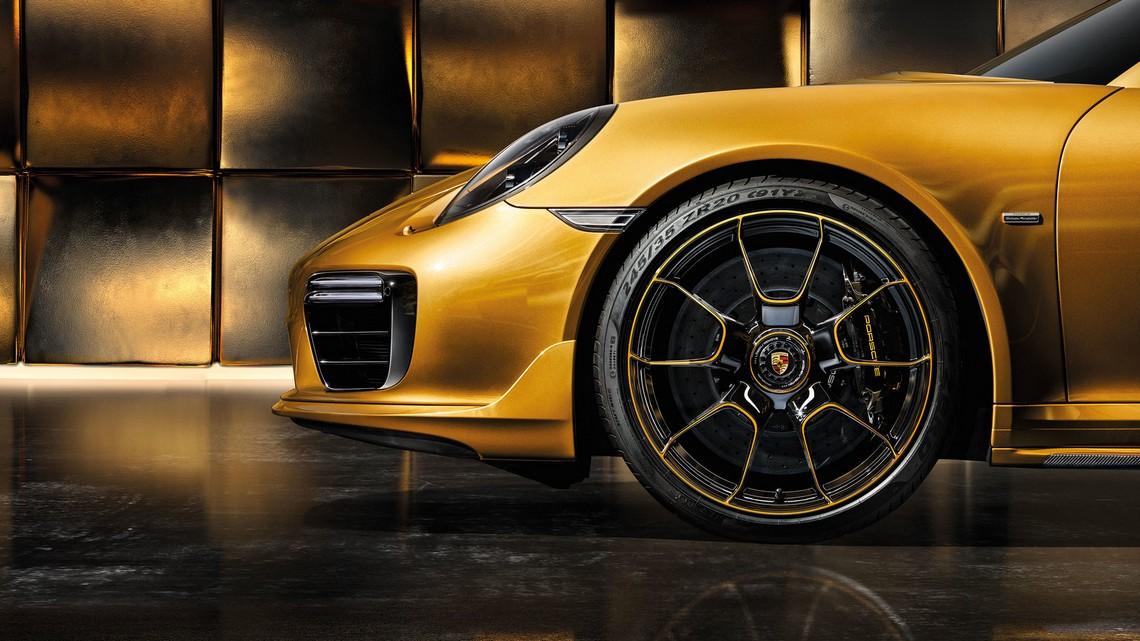 911 Turbo S Exclusive Series Cerchione