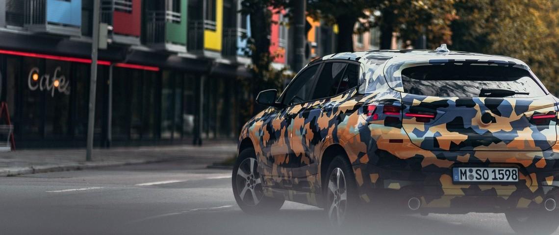 BMW X2 Teaser 2