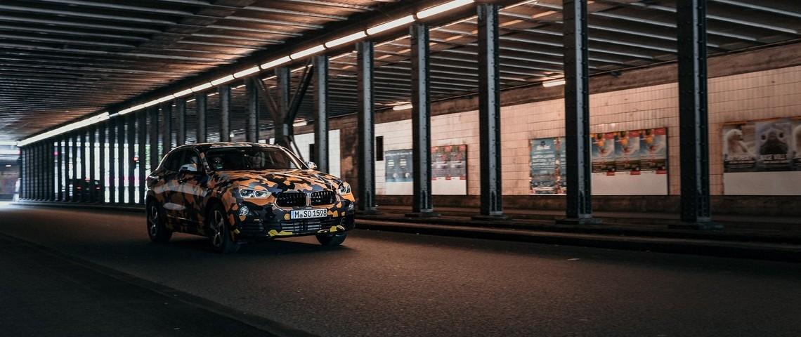 BMW X2 Teaser 3