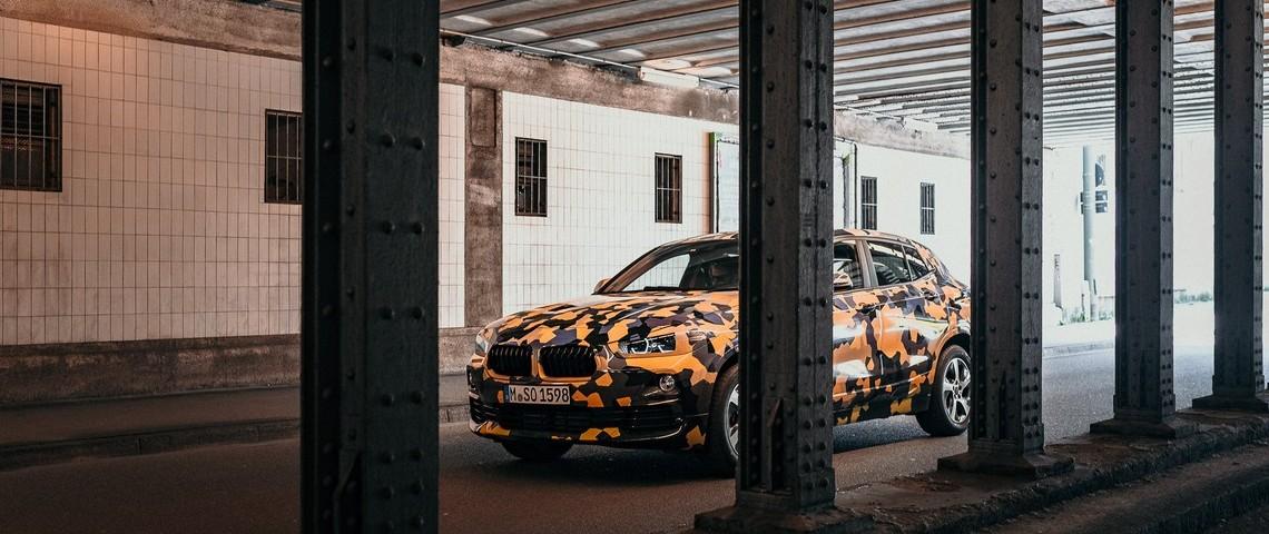BMW X2 Teaser 6