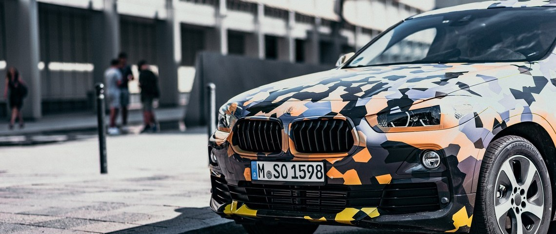 BMW X2 Teaser 7