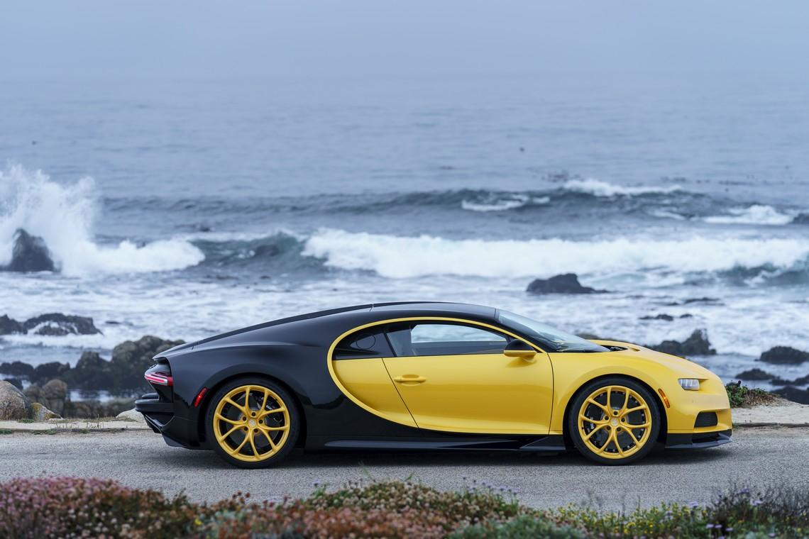 Bugatti Chiron Lato
