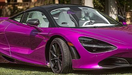 McLaren 720 S Mr Fux MSO