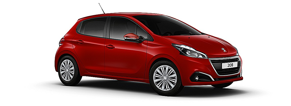Peugeot 208 TOUCH