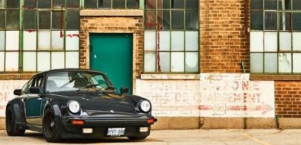 Porsche 911 Turbo 1975