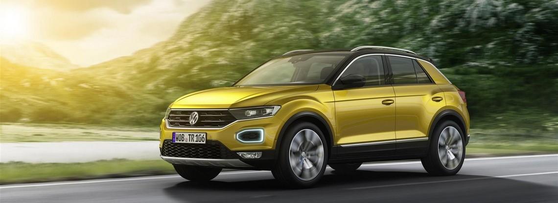 Volkswagen T-Roc Crossover