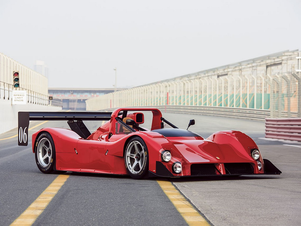 Ferrari 333 SP anno 1994
