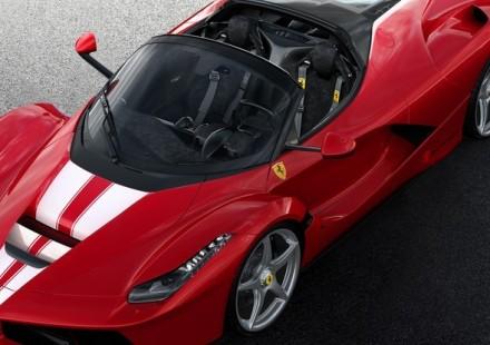 Ferrari LaFerrari Aperta Save The Children