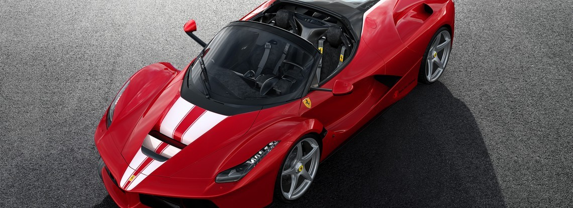 Ferrari LaFerrari Aperta Save The Children