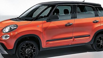 Fiat 500L City Cross Tre Quarti