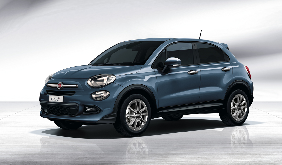 Fiat 500X Edition Tre Quarti