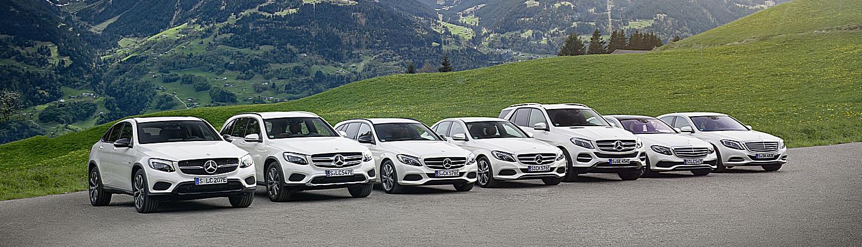 Mercedes Gamma Ibrida Incentivi