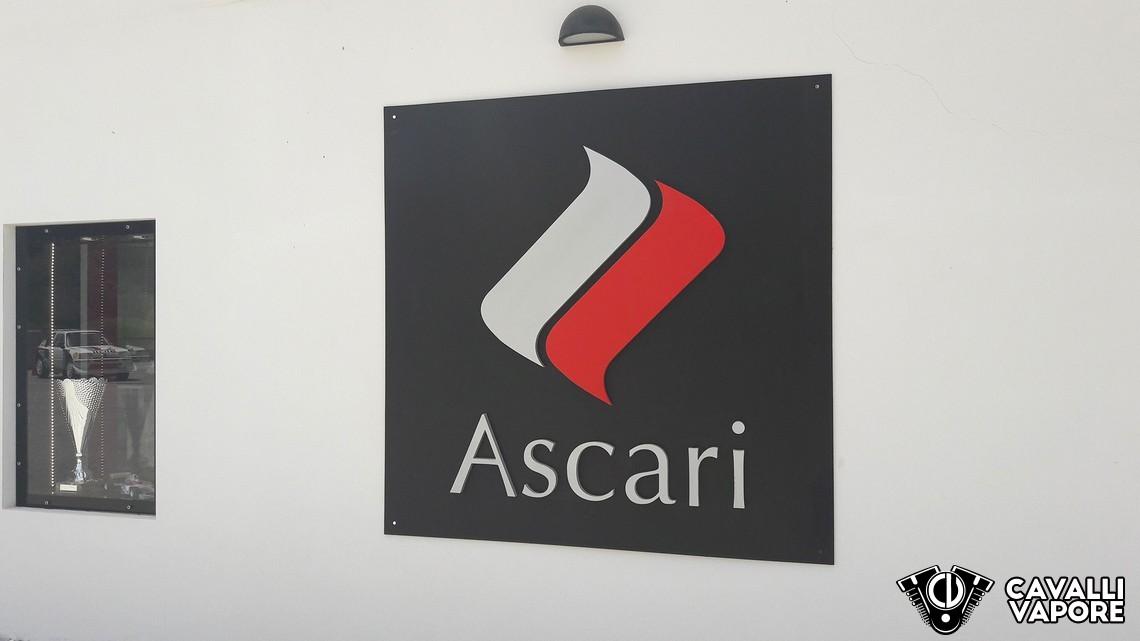 Peugeot 308 GTi Logo Ascari