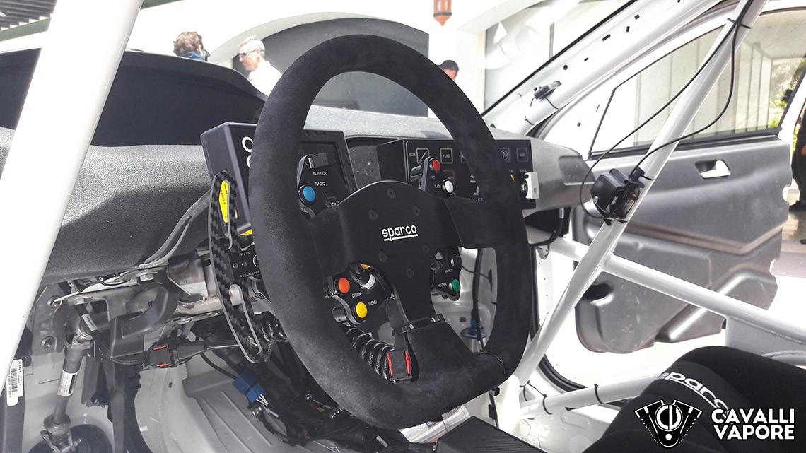 Peugeot 308 Racing Test Drive Volante