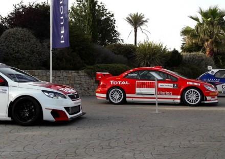 Peugeot 308 Racing Test Drive