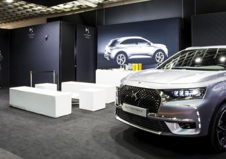 DS 7 Crossback La Premiere DS Salon