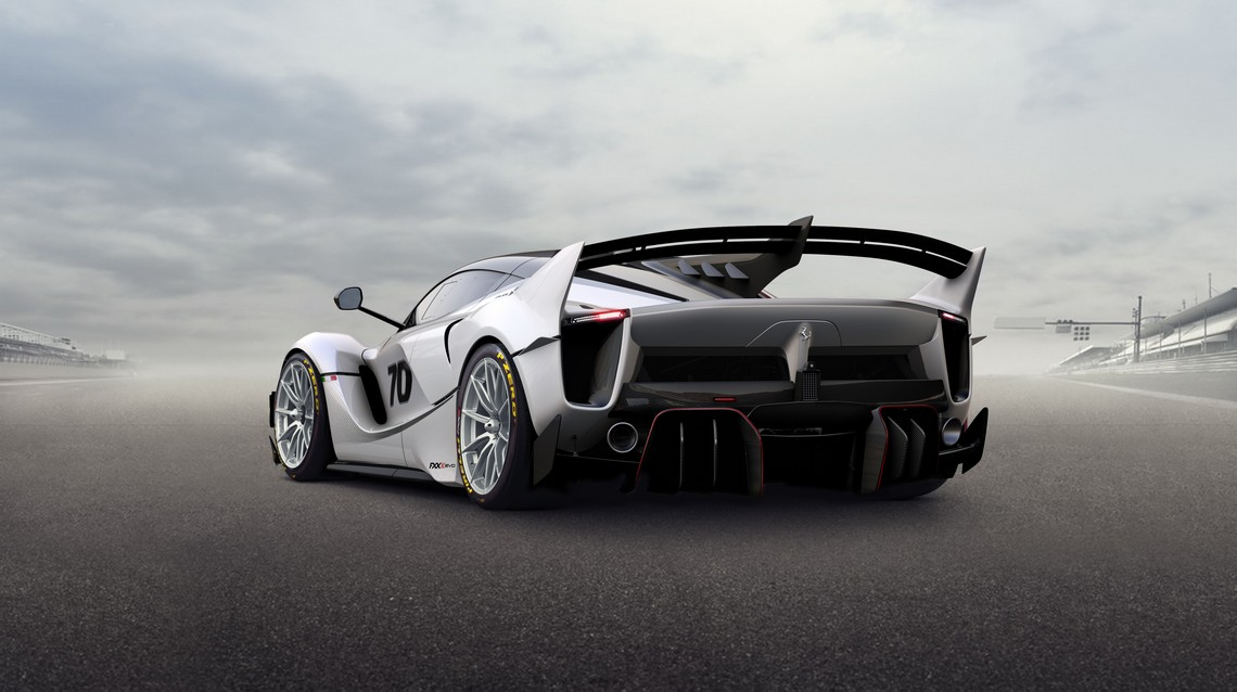 Ferrari FXX-K Evo Ala