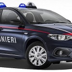 Fiat Tipo Carabinieri Tre Quarti