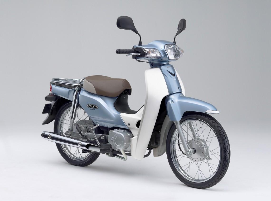 Honda Super Cub 110 2012