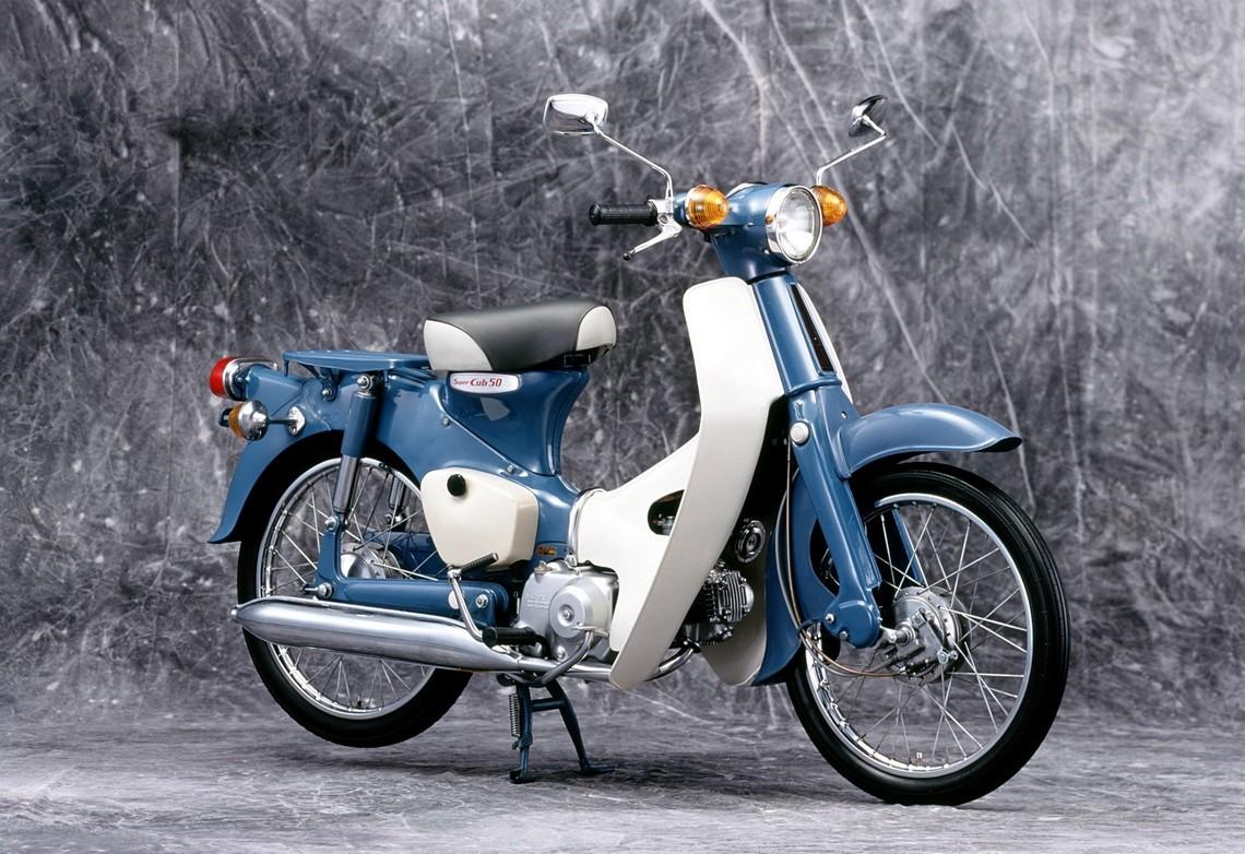Honda Super Cub C50 1966