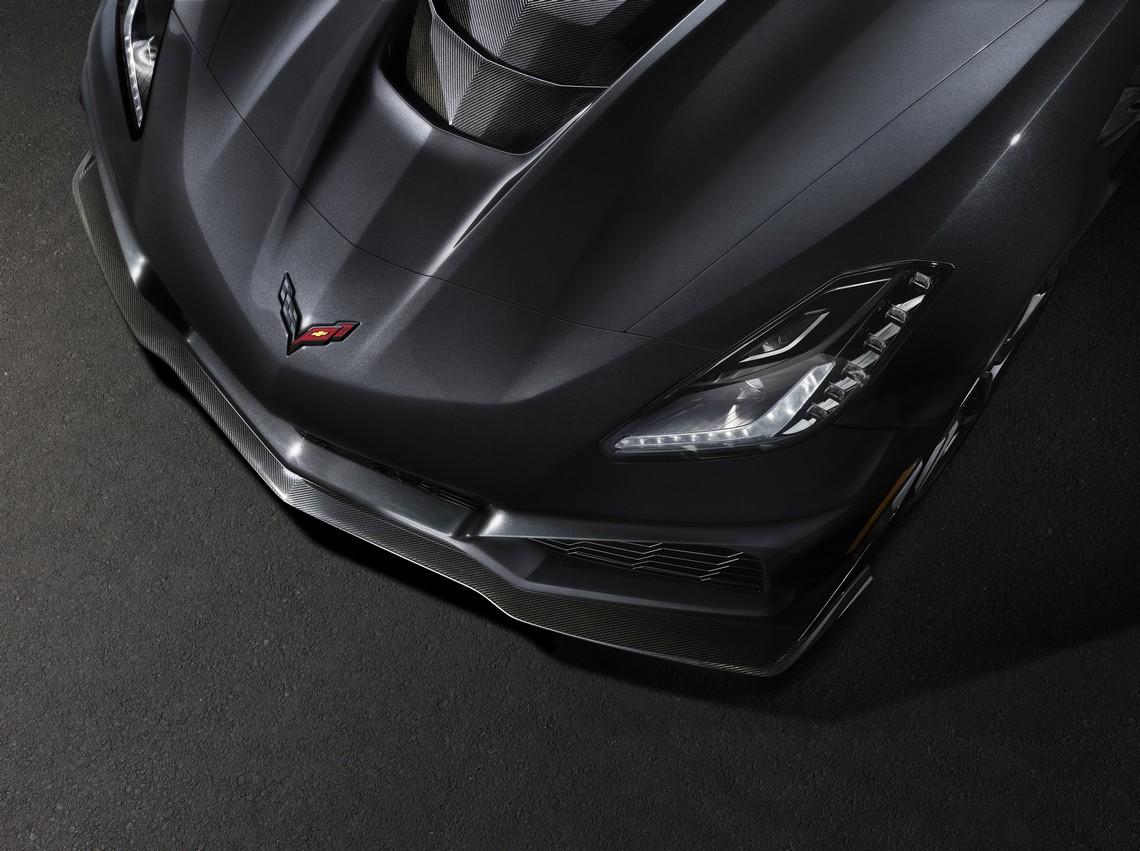 Corvette ZR1 2019 Cofano