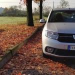Dacia Sandero Laureate Prova Su Strada
