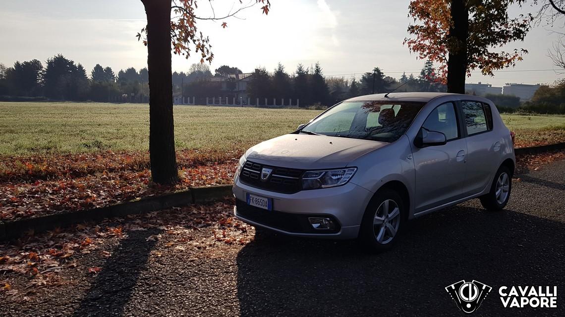 Dacia Sandero Laureate Tre Quarti