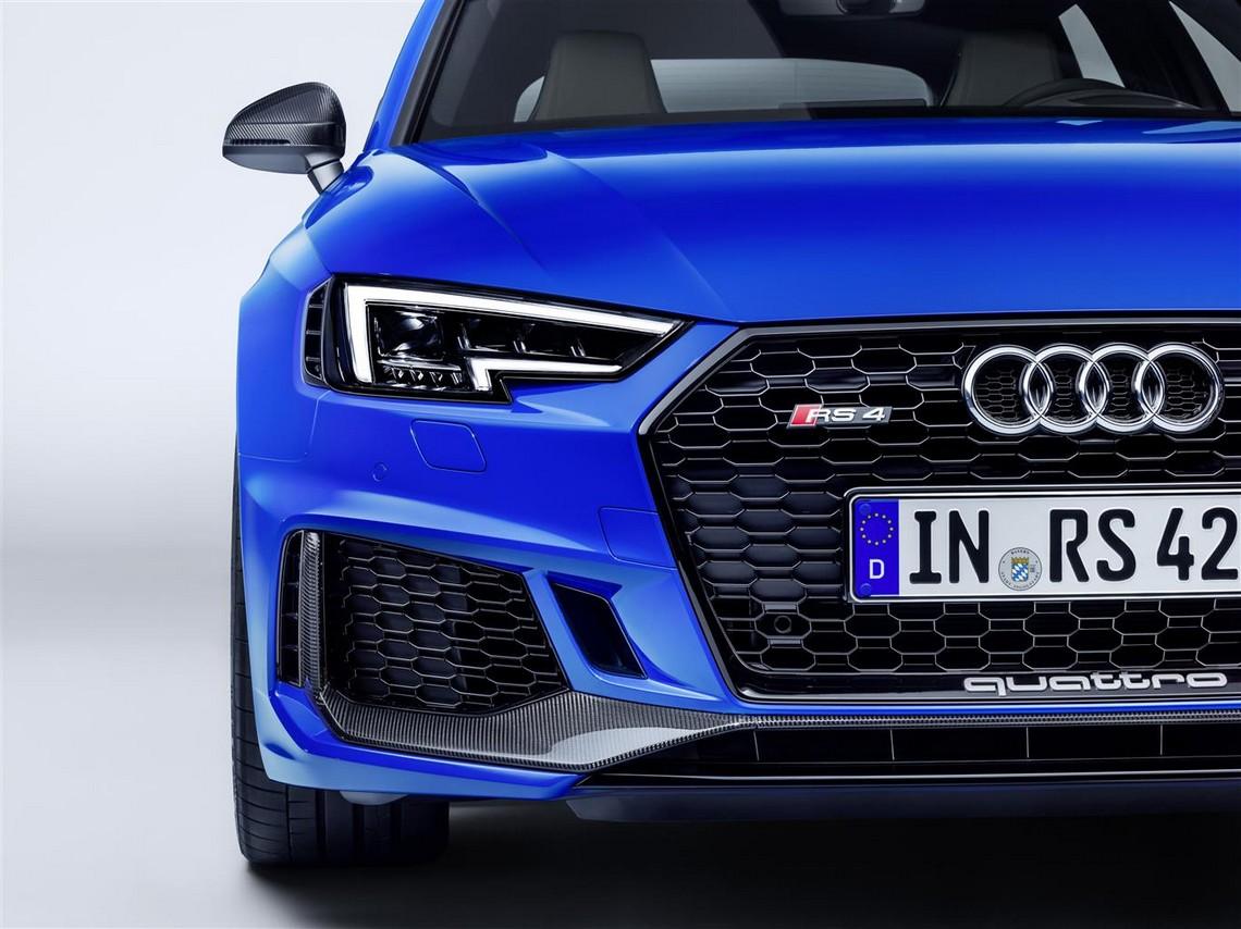 Audi RS4 Avant LED
