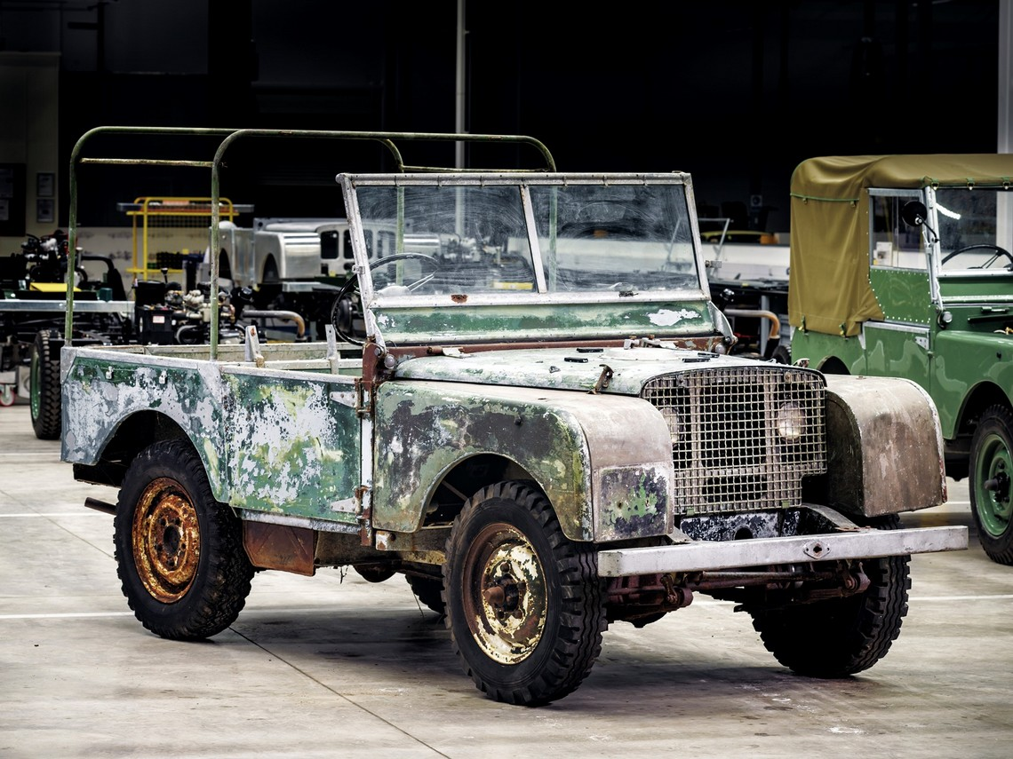 Land Rover Originale