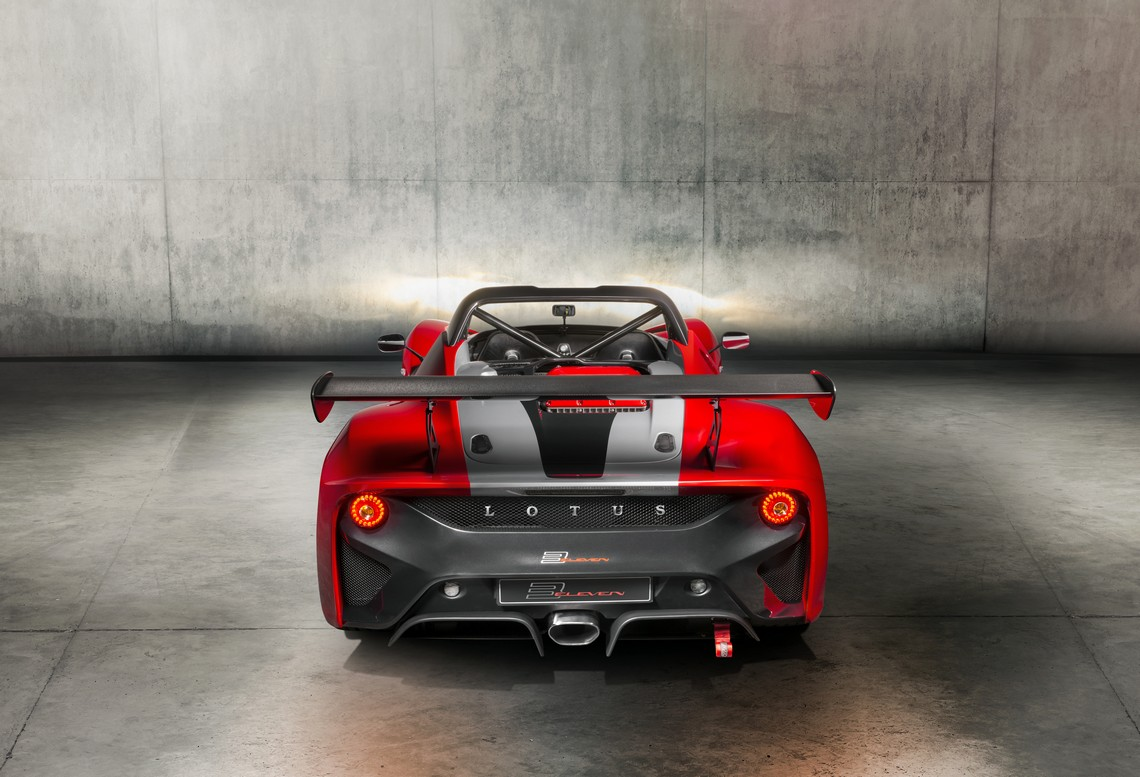 Lotus 3-Eleven 430 Retro