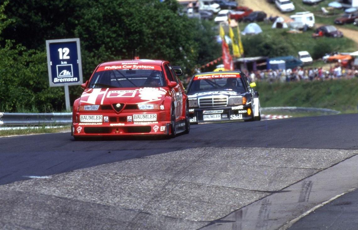 Alfa Romeo 1993 Larini