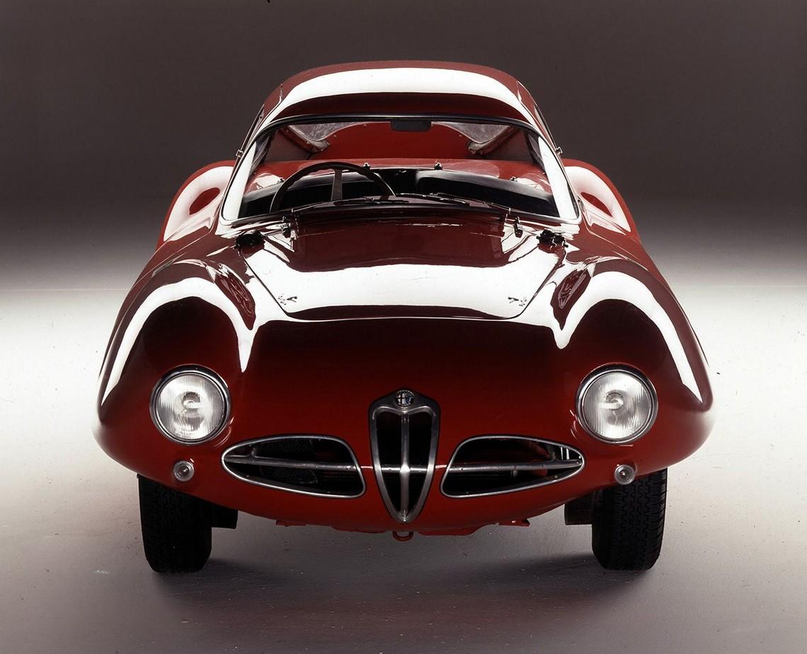 Alfa Romeo Disco Volante Davanti