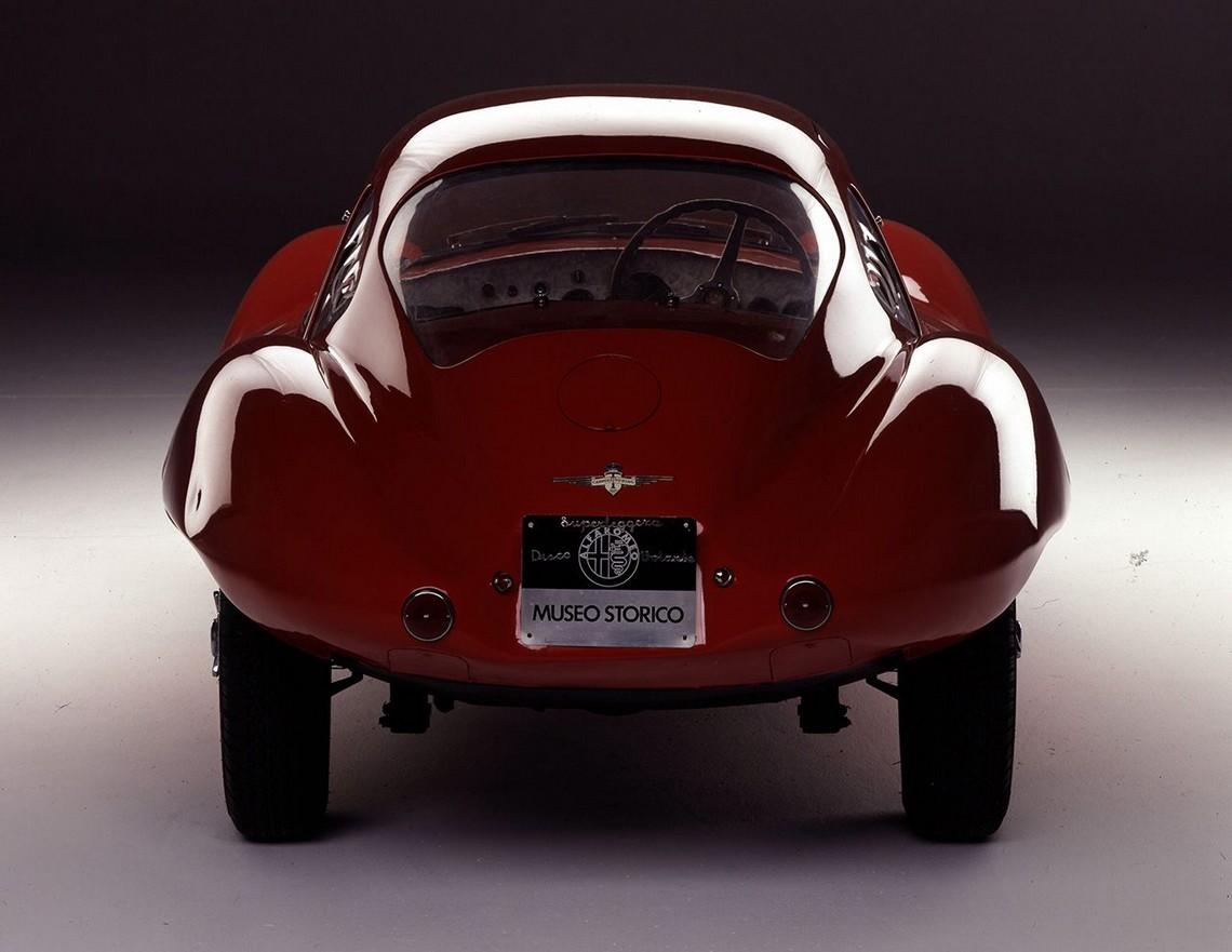 Alfa Romeo Disco Volante Dietro