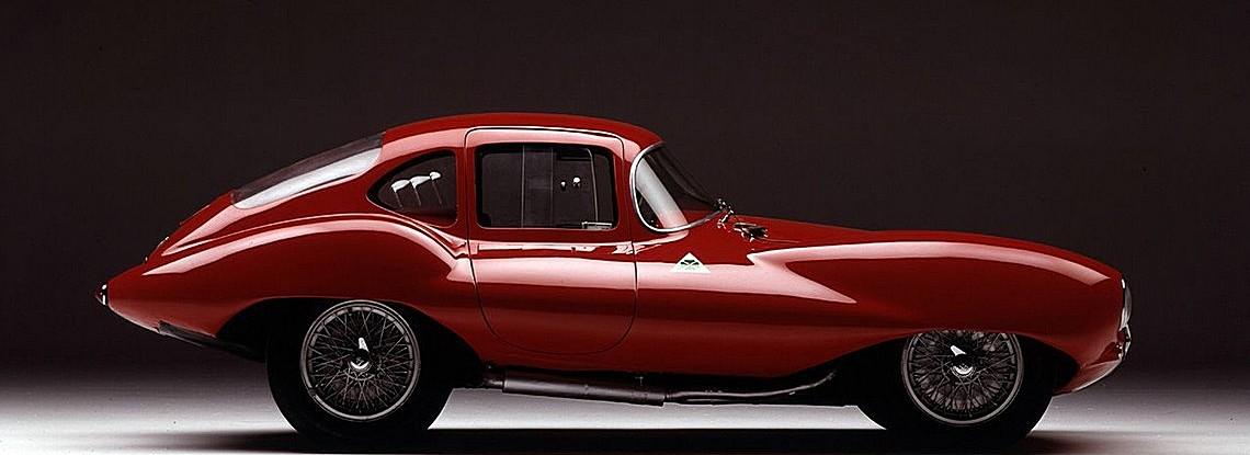 Alfa Romeo Disco Volante Lato