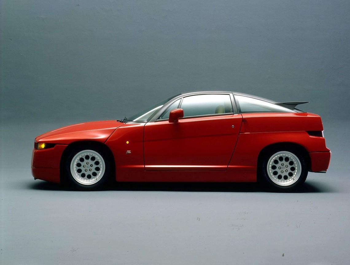 Alfa Romeo SZ (1989)