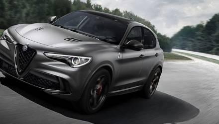 Alfa Romeo Stelvio Quadrifoglio NRING Pista